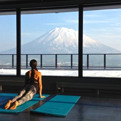 Kanami Anderson Powder Yoga Hirafu188 Youtei