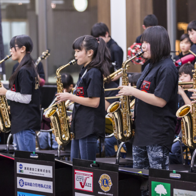 ACO Mt. Youtei Junior Jazz Band