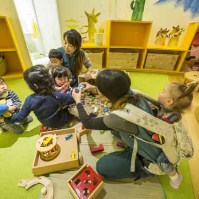 Aya Nisekos Niseko Kids Club 16