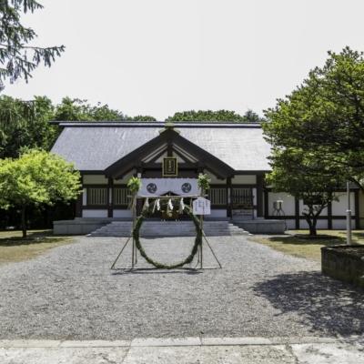 Chinowa Kuguri In Iwanai Town Shrine June 30 2017 4