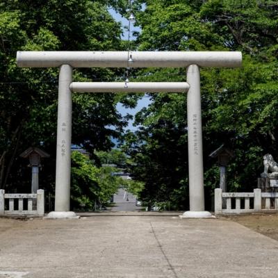 Chinowa Kuguri In Iwanai Town Shrine June 30 2017 5