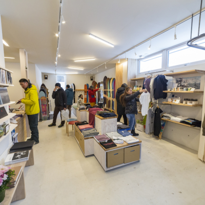 Gentemstick's New Showroom Open This Season 14