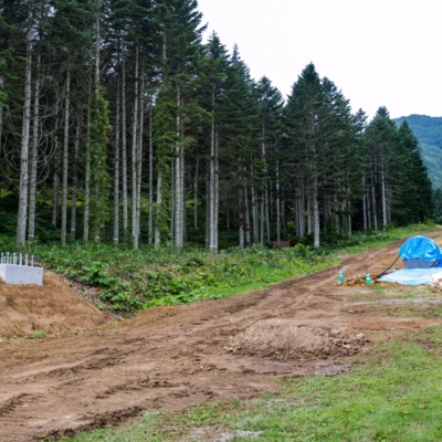 Hirafu Construction Family Quad 1 Update End Of August 2017 2