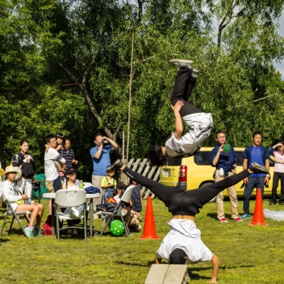 Hirafu Matsuri Summer 2017 Daytime Events 4990