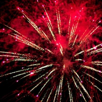 Hirafu Matsuri Summer 2017 Evening Events 5127 Firework Fireworks