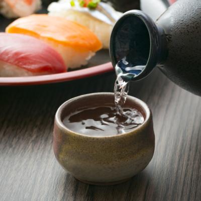 Sake from Kumo Restaurant