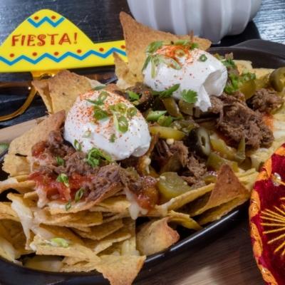 Mexican Niseko Macho Nachos Delivery