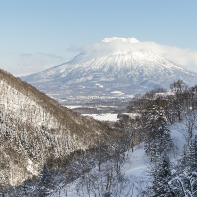 Mt Yotei Winter
