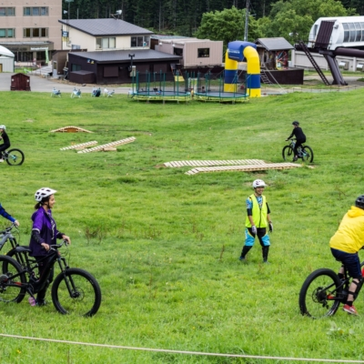 Niseko Nine Grand Hirafu Flow Trail Mtb School 11