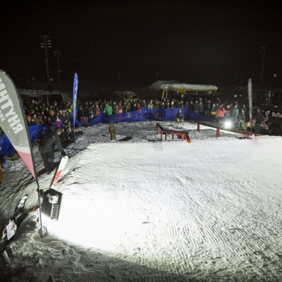 Niseko Rail Jam Midtown Event Space