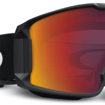 Oakley Prizm Inferno Line Miner Matte Black Torch Lens Battery Pack