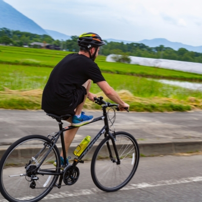 Rhythm Bike Tour At Lake Toya Summer 2017 Bicycle Cycling 1