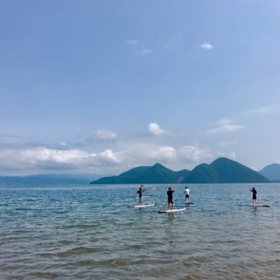 Rhythm Sup Tour At Lake Toya Summer 2017 17