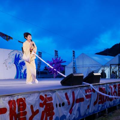 Shakotan Soran Mikaku Festival 2018 Singing