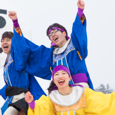 Yukitopia 2018 Kutchan Town Dancers 7