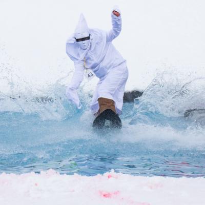 Yukitopia 2018 Kutchan Town Pond Skim 8