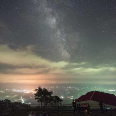Annupuri Summer Gondola at night