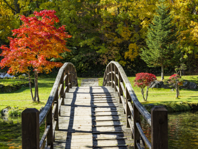 Fukidashi Park Bridge