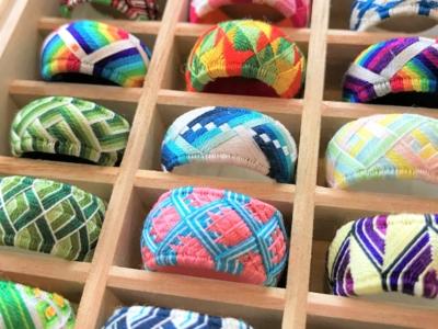 Mayura Traditional Silk Made Thimbles 8