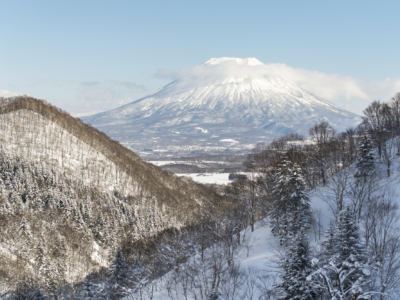 Mt Yotei Winter