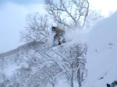 Powder Paradise Niseko In February Video Screenshot Thumbnail