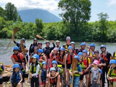 Summer Rafting With Bouken Kazoku And Edventure