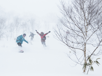 The House Of Powder In The Backcountry With Jenny Jones 1