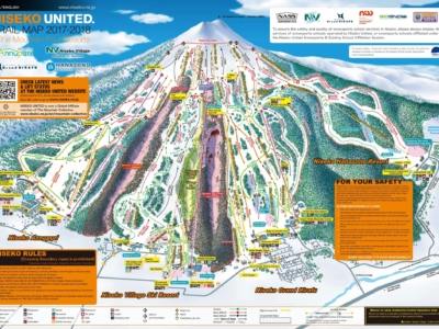 Trail Map English 2017 18 Scale