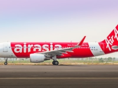 Air Asia Craft
