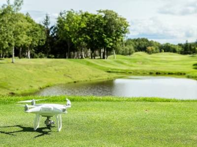 Dronegolf