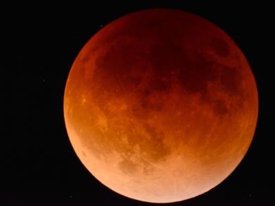 Lunar Eclipse Red Moon 2146596