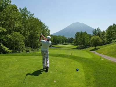 Japan's best golf course - Niseko Village