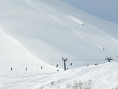Niseko Ski Hills