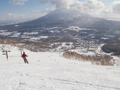 Ski Slope In2016