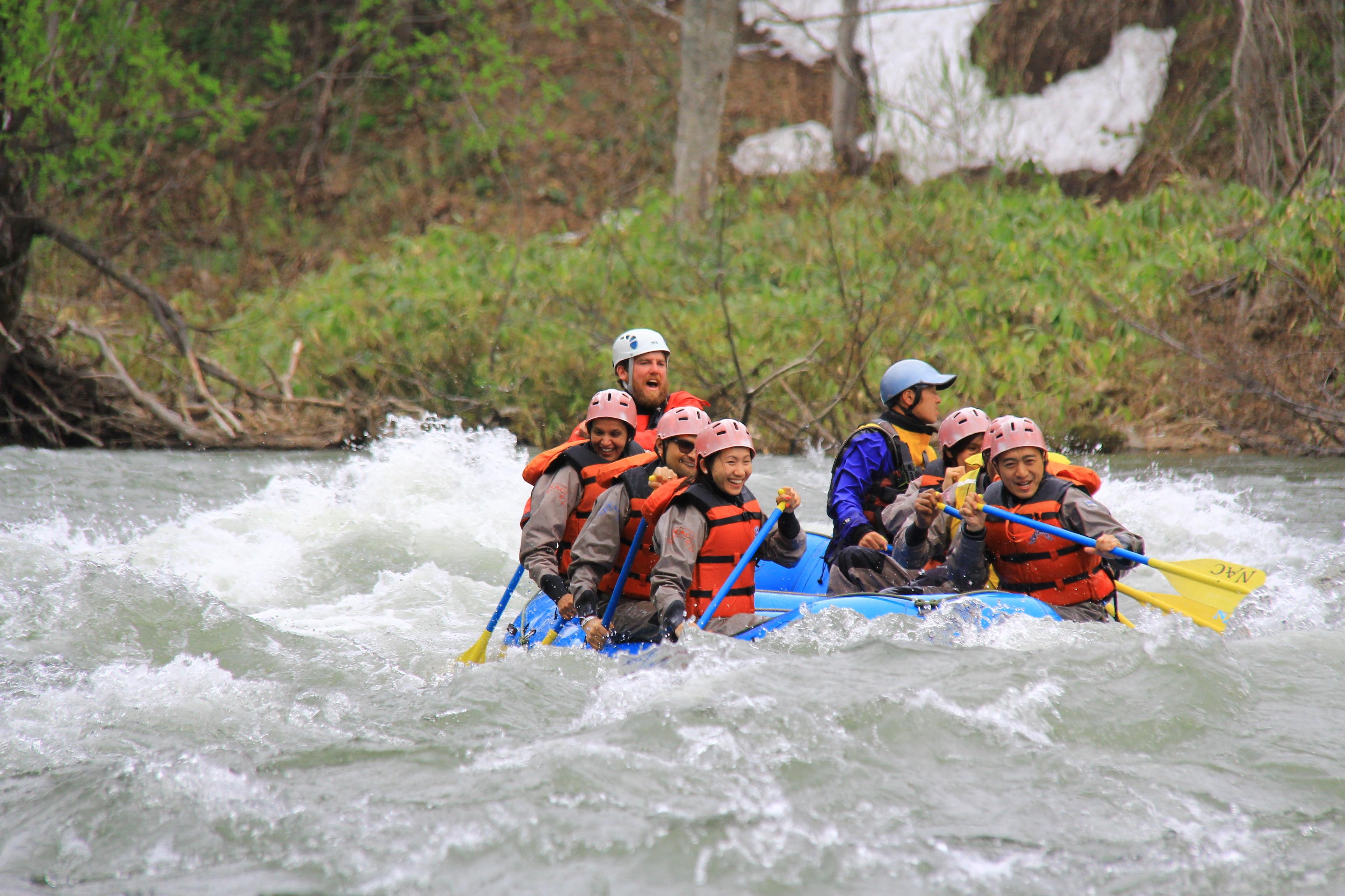 Nac Spring Rafting Snow 8