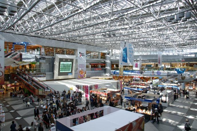 Hokkaido New Chitose Airport09S5S4272 Wikicommons