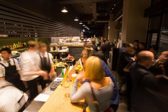 Ki Niseko An Dining Opening Party Love Is In Niseko Event