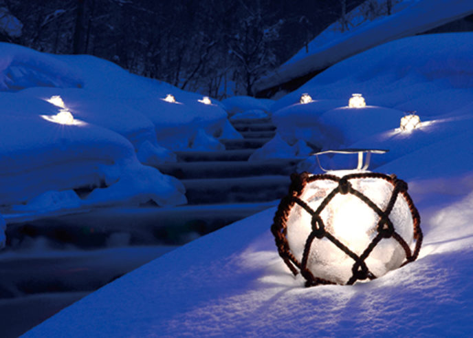 Otaru Snow Light Path Festival 4