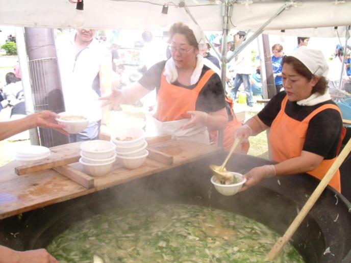Shakotan Soran Ajimi Matsuri June Festival 1