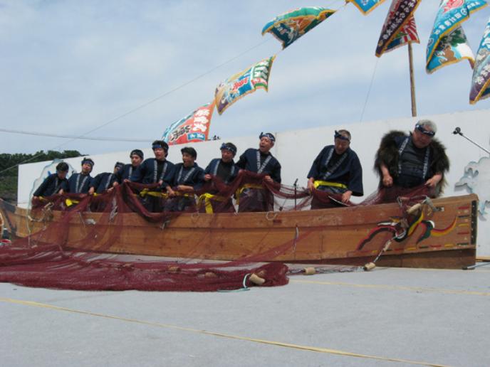 Shakotan Soran Ajimi Matsuri June Festival 2