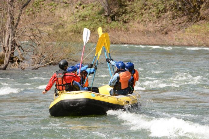 Rafting Spring