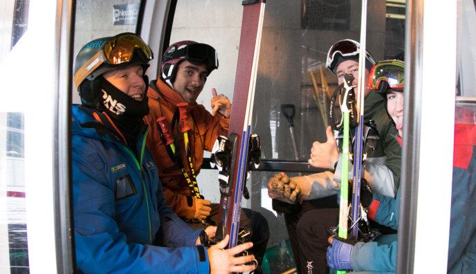 Wintersnow Gondolaopening 12 02 17 2 3
