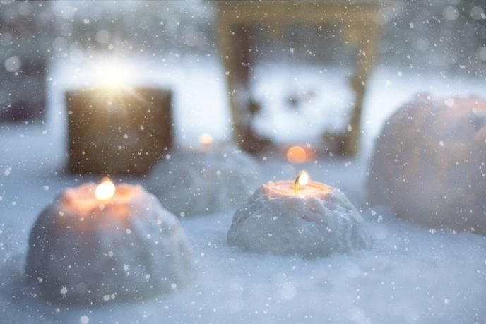 Snow Candle 171229 115914