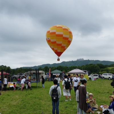 Love Toya 2016 Hot Air Balloon Stage 3