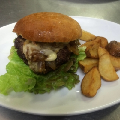 Green Farm Cafe Burger