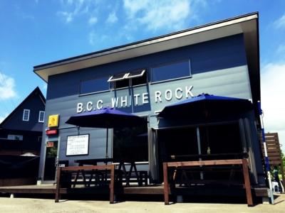 B C C  White Rock Store Exterior