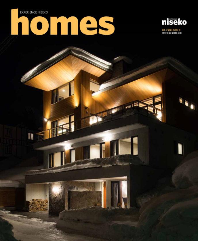 Experience Niseko Homes Vol 2 Cover